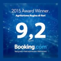 Guest Reviews Awards<br>Booking.com - 2015